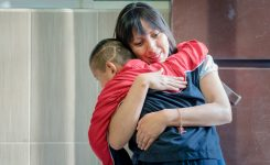 Una casa de ayuda y esperanza para los niños